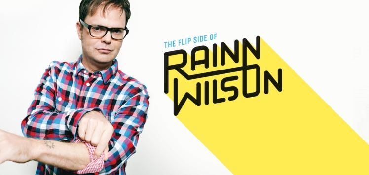 Rainn Wilson // Relevant
