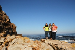 The Jozi 3 at Cape of Good Hope