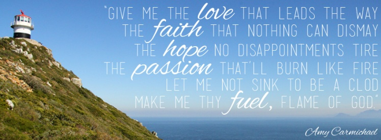 Amy Carmichael FB Cover