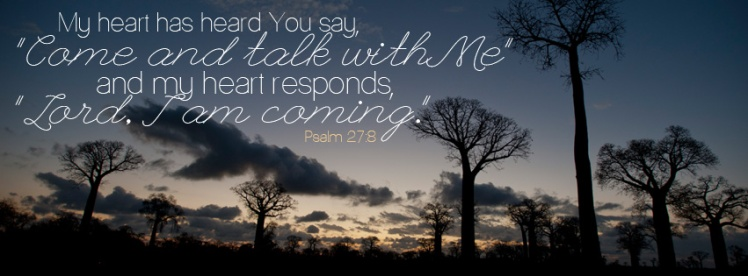 Psalm 27 FB Cover