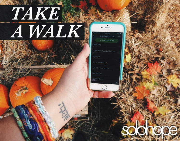 Take A Walk with Solohope