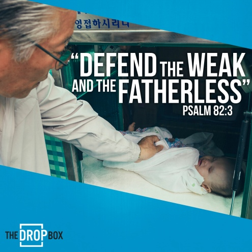 Defend Weak // The Drop Box Film