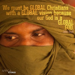 Global Christians Africa Stories Art
