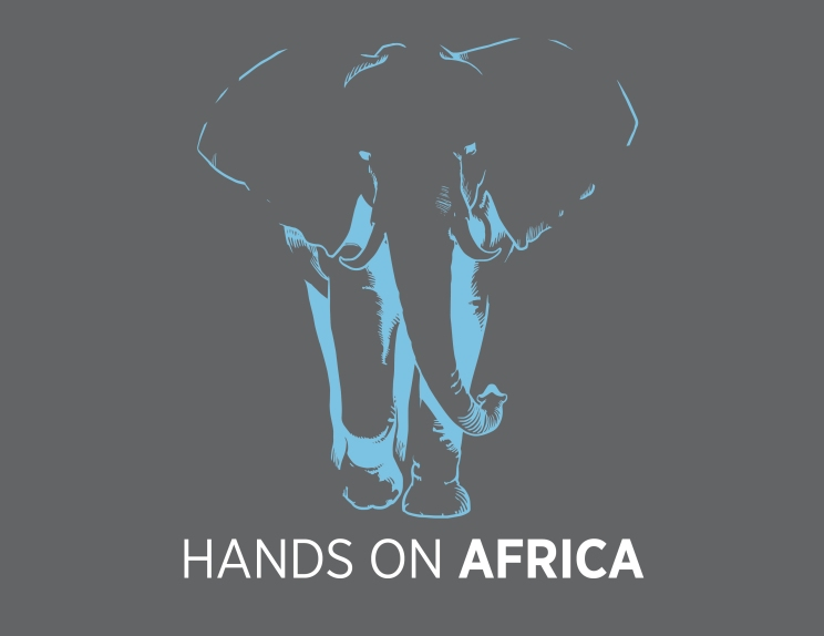 HANDS ON AFRICA TSHIRT B-01