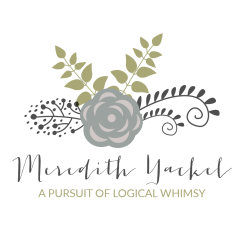 Meredith Yackel Logo Option 2