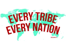 Every Tribe Every Nation // Fund the Nations T-shirt
