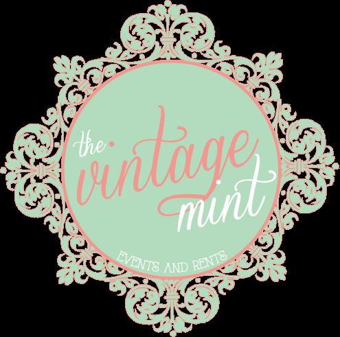 Vintage Mint Logo